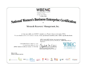 Monarch-WBEC-Certificate